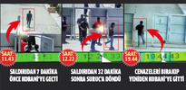 HDP'li Belediye Başkanı cesetlere aldırmadı!