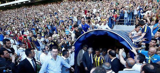 Fenerbahçe'de men korkusu