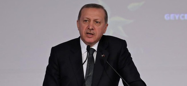 Cumhurbaşkanı Erdoğan: Geri adım söz konusu değil