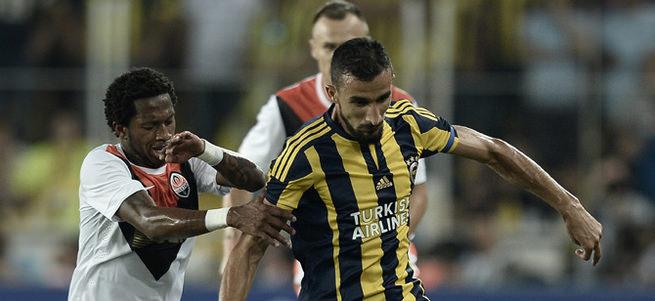 Fenerbahçe'den UEFA'ya Fred itirazı