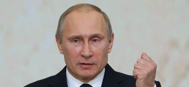 Putin Avrupa ürünlerini sınırda imha edecek