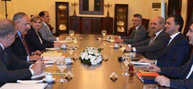 İşte AK Parti ve CHP'nin uzlaşamadığı 4 madde