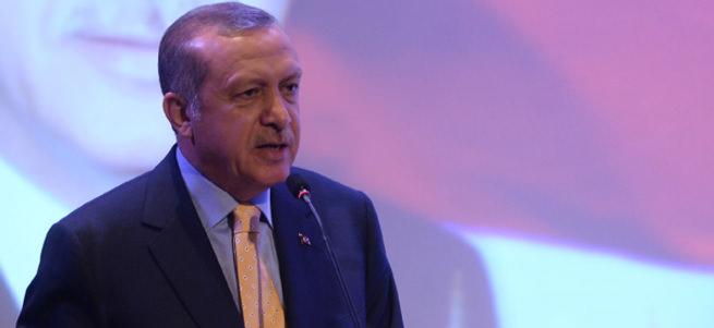 Cumhurbaşkanı Erdoğan Endonezya'da konuştu