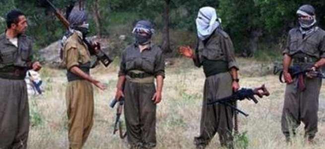 PKK telsizlerinde büyük telaş