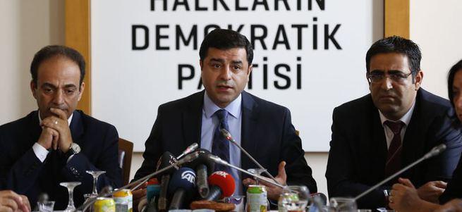 Selahattin Demirtaş'tan gündeme dair açıklamalar