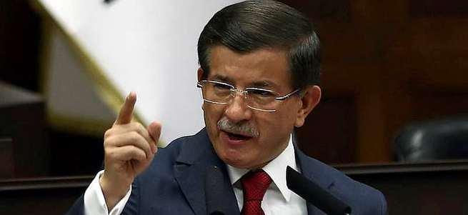 Başbakan Ahmet Davutoğlu'nun bu sözleri ayakta alkışlandı