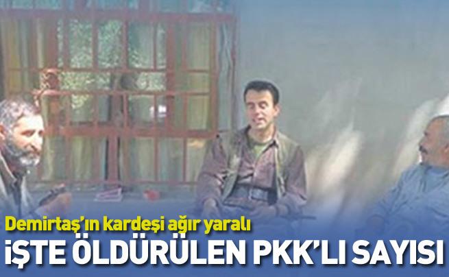 PKK ağır kayıp verdi
