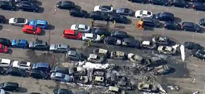 Araba pazarına düşen uçakta ölenlerinn kimlikleri şok etti