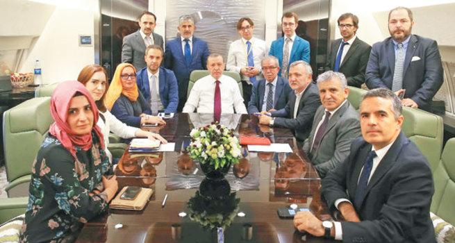 Cumhurbaşkanı Erdoğan: 90'lar geride kaldı