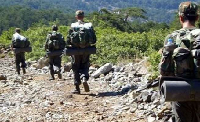 Karadeniz'de PKK hareketliliği