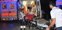 100'den fazla hükümlü hastaneye kaldırıldı!