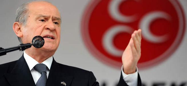 Devlet Bahçeli PKK'nın hedefindeki 20 ili açıkladı