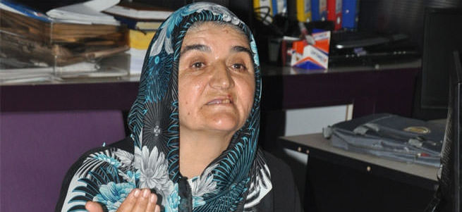 Kürt anne askerlik yapmak istiyor