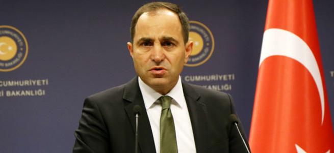 Tanju Bilgiç: 'Türkiye'nin kimseden icazet almasına gerek yok'
