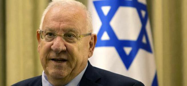 İsrail Cumhurbaşkanı Rivlin: Sınırlar açılsın