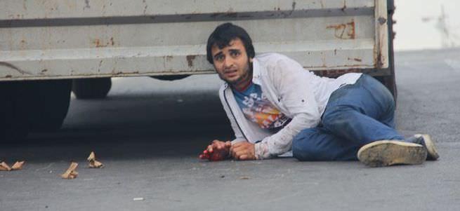 Sultanbeyli'deki saldırıda gazeteciler de hedef oldu