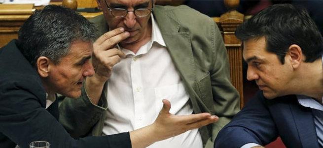 Ve Yunanistan kurtarıldı!