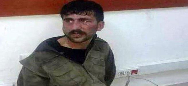 Polis aracına roketle saldıran terörist yakalandı