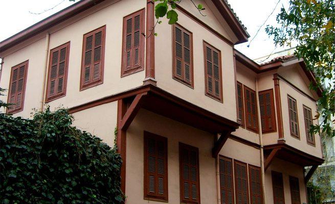Atatürk'ün evinde nikâh