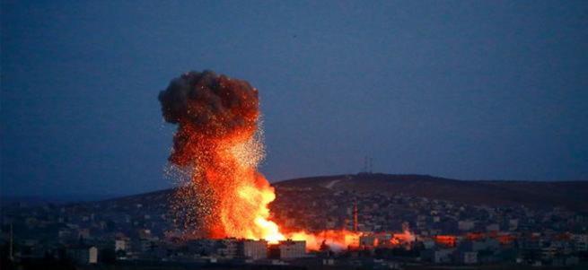 Türkiye-Suriye sınırında şiddetli patlama: 1 yaralı