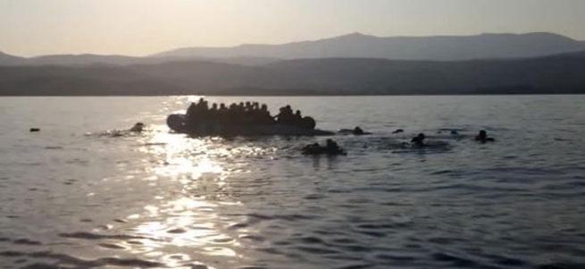 Yunan Sahil Güvenliği ölüme terk etti, Türk balıkçılar kurtardı
