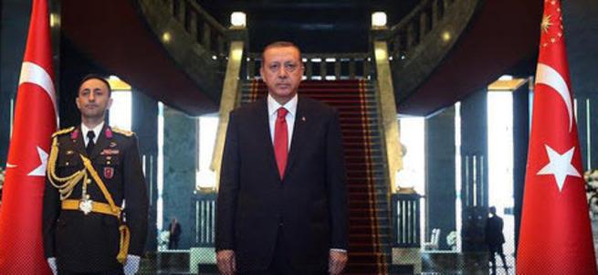 Neden hedefte her zaman Erdoğan var?