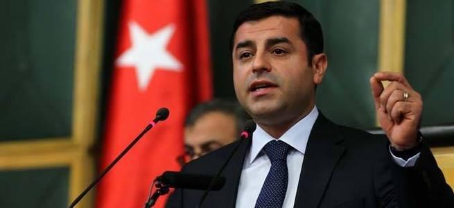 Demirtaş PKK'nın verdiği zararı itiraf etti