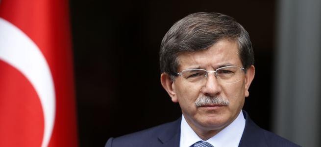 Davutoğlu'nda koalisyon açıklaması - CANLI