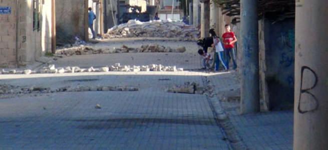 Mardin'de bombalı tuzak: 2 polis yaralı