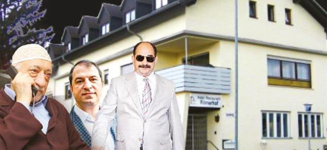 Zekeriya Öz, Gülen'in ininde saklanmış