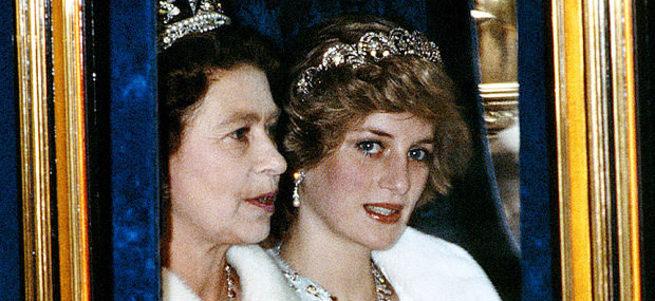 Kraliçe Elizabeth'in Diana'nın kaza geçirdiğini öğrendiğinde verdiği ilk tepki