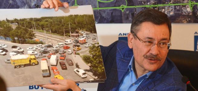 Gökçek, Ankara Bulvarı'nın neden kapandığını açıkladı