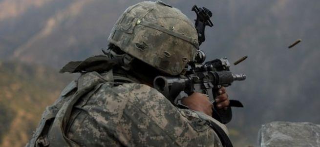 Lice'de çatışma: 4 asker yaralı