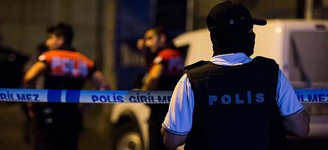 İstanbul Esenler'de polise saldırı