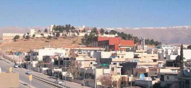 MOSSAD'ın PKK üssü