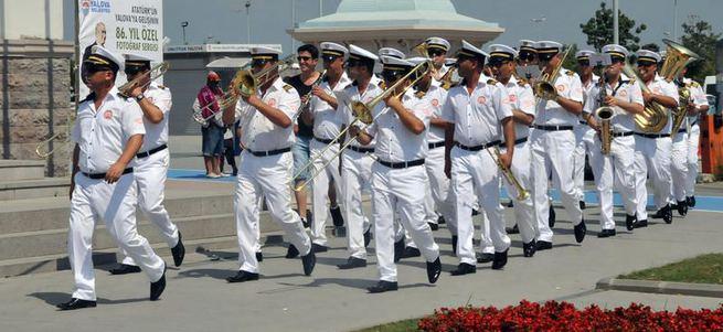 CHP Atatürk'ün Yalova'ya gelişini kutladı