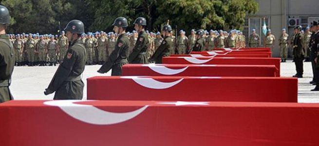 CHP HDP flörtünün faturası: 45 günde 55 şehit