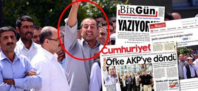 'Şehidin amcası' dediler PKK'lı çıktı