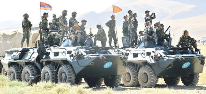 Sınırda çatışma Ermenistan ordusundan 5 asker öldü