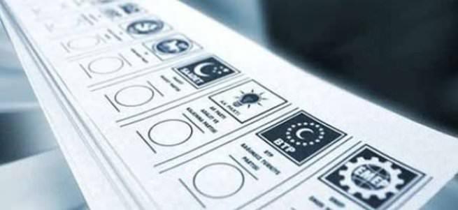İşte seçime katılacak siyasi partiler