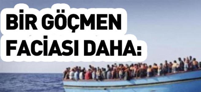 Akdeniz'de facia: 200 ölü var
