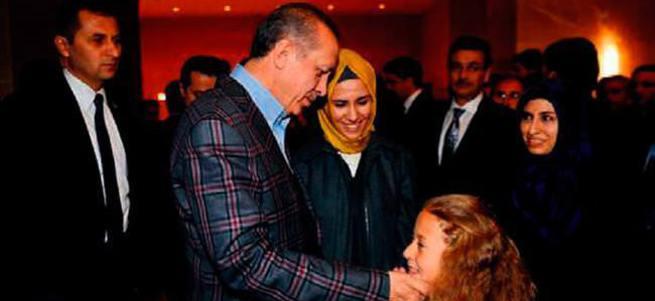 Dünya, kahraman Filistinli kızı konuşuyor