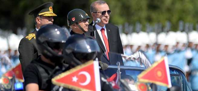 Cumhurbaşkanı Erdoğan'dan 30 Ağustos'ta bir ilk