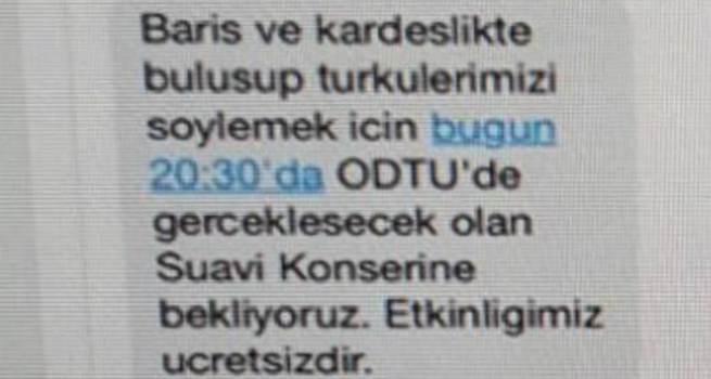 PKK doktor öldürüyor Tabipler Odası konser veriyor