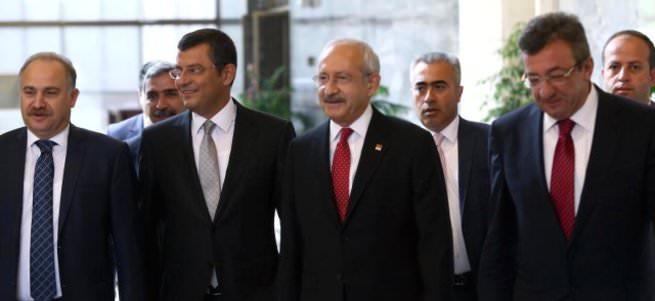 CHP Suriye tezkeresine evet oyu verecek