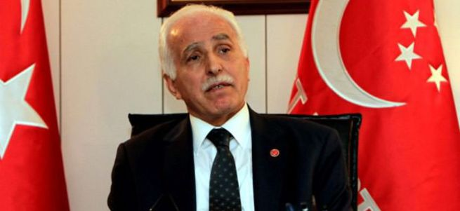 Mustafa Kamalak Fethullah Gülen'i Aristo'ya benzetti
