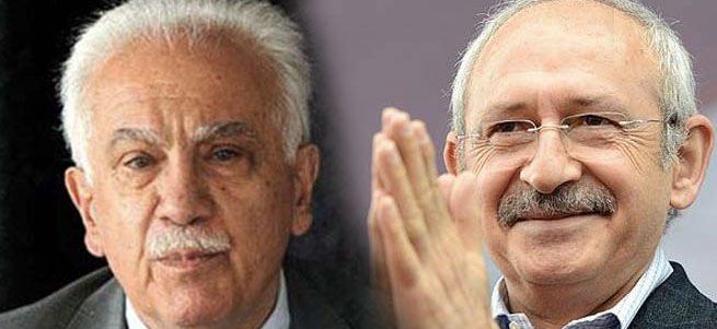 Kılıçdaroğlu, Perinçek ile görüştü