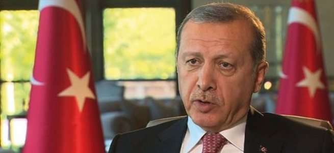 Cumhurbaşkanı Erdoğan CNN International'a konuk oldu