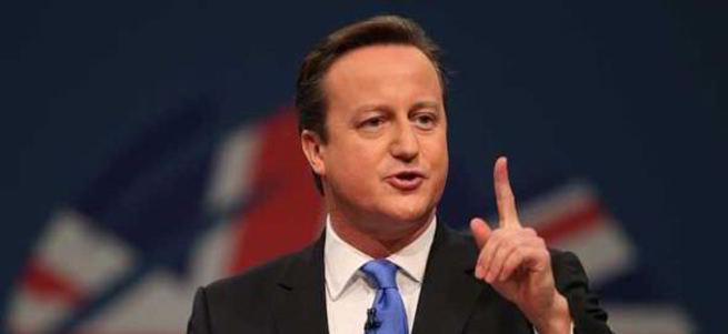 Cameron: Bu korkunç görüntülerin sorumlusu Esad