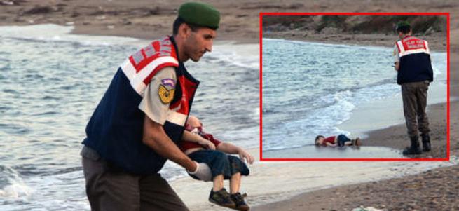 Aylan bebeği taşıyan asker konuştu